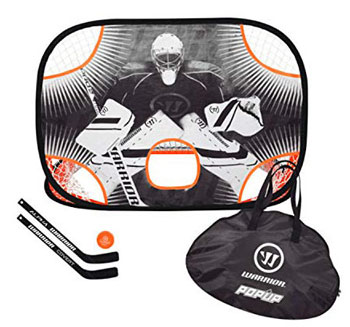 "Warrior Pop-Up Mini Gol 36"" (91cm x 63.5 cm x 63.5 cm) (3)"